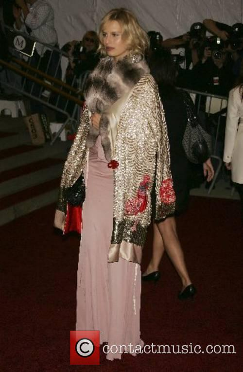 Karolina Kurkova 'Poiret: King of Fashion' Costume Institute...