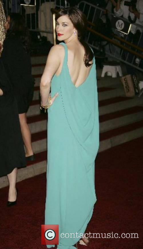 Liv Tyler 'Poiret: King of Fashion' Costume Institute...