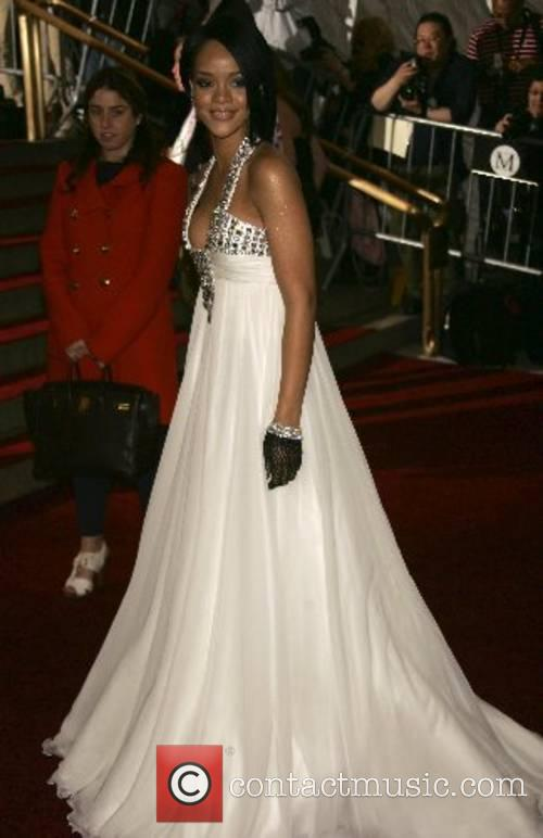 Rihanna 'Poiret: King of Fashion' Costume Institute Gala...