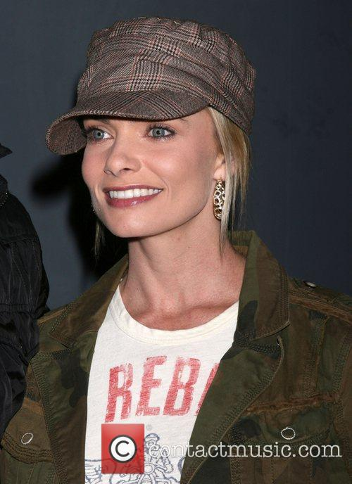 Jaime Pressly Course of Nature release party for...