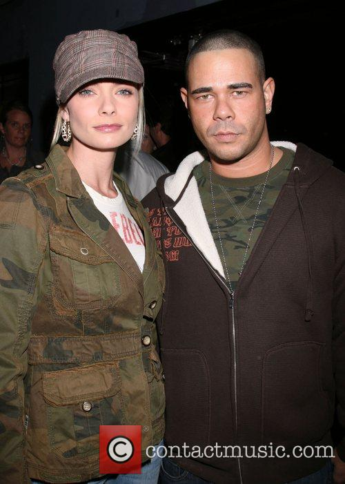 Jaime Pressly and husband Eric Cubiche Course of...