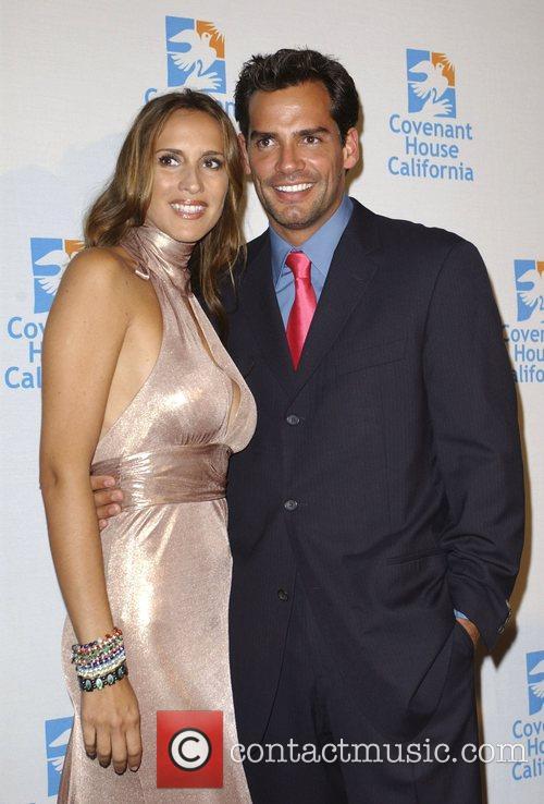 Angelica Castro and Cristian de la Fuente of...