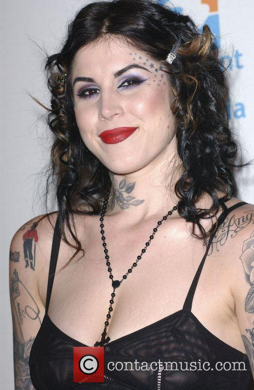 Kat Von D 9th Annual Covenant With Youth...
