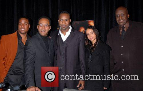 Clayton Prince, Clifton Davis and Prince 1