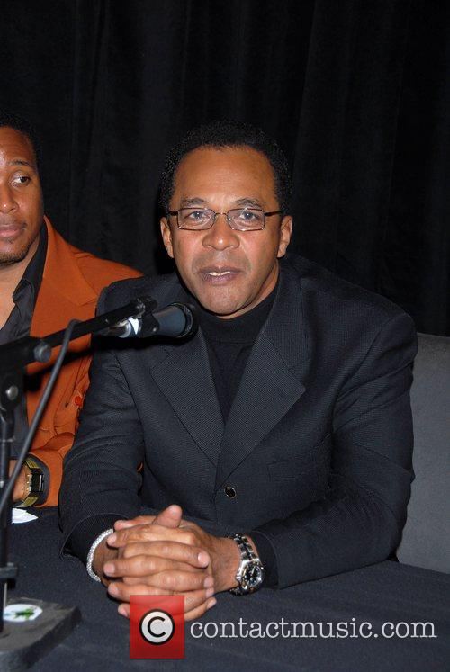 Clifton Davis Premiere of Cover held at Loews...
