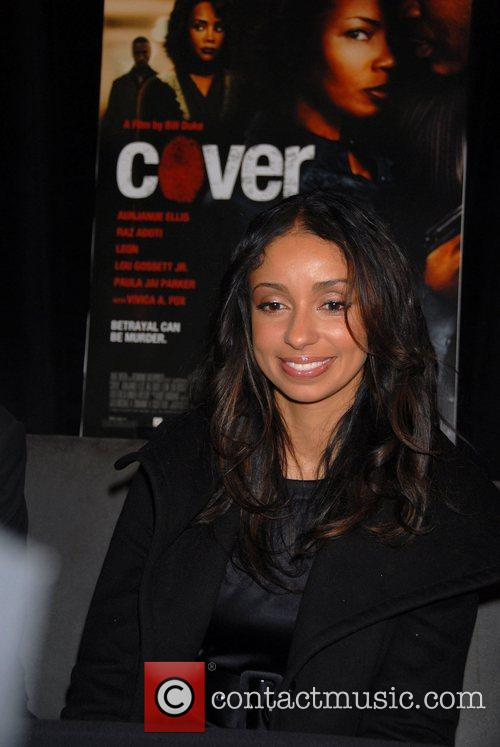 Mya Premiere of Cover held at Loews hotel...