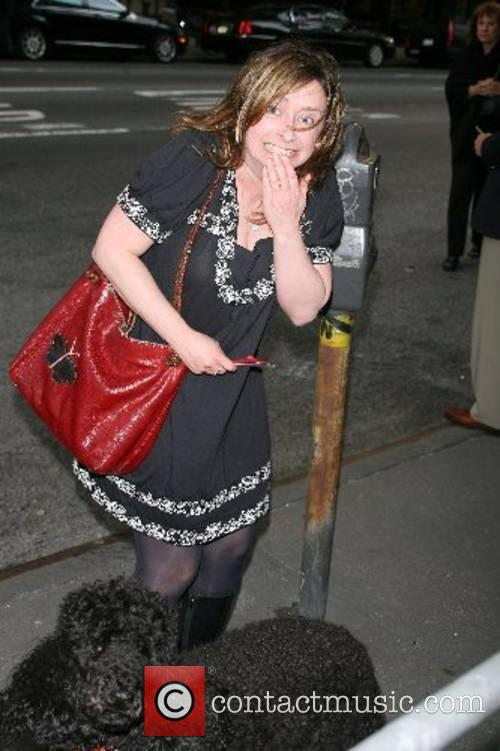 Rachel Dratch New York Premiere of 'Crazy Love'...