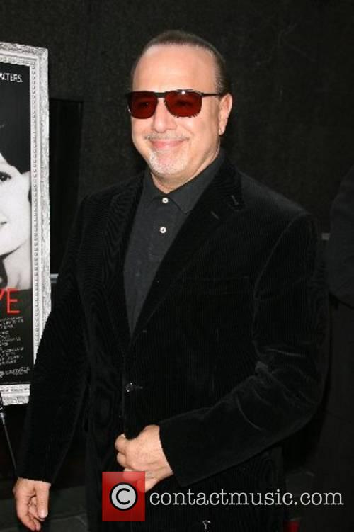 Tommy Mottola New York Premiere of 'Crazy Love'...