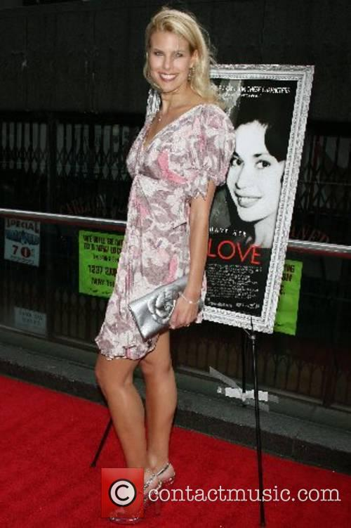 Beth Ostrosky New York Premiere of 'Crazy Love'...