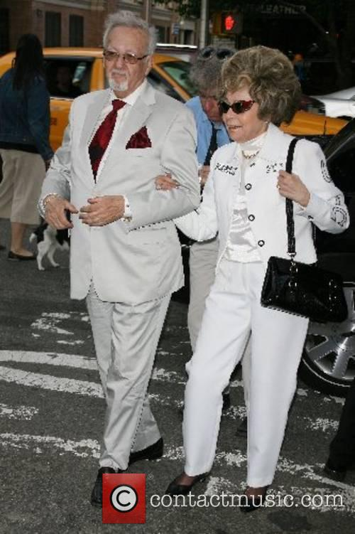 Burt Pugach, Linda Pugach New York Premiere of...
