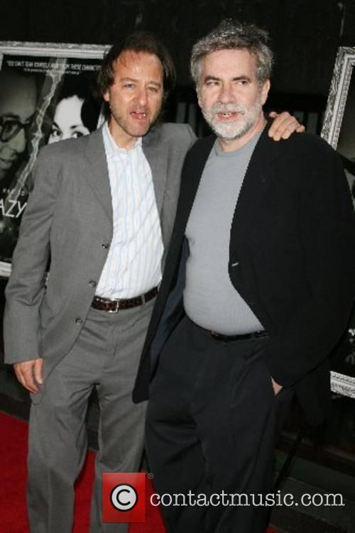 Fisher Stevens, Dan Klores New York Premiere of...