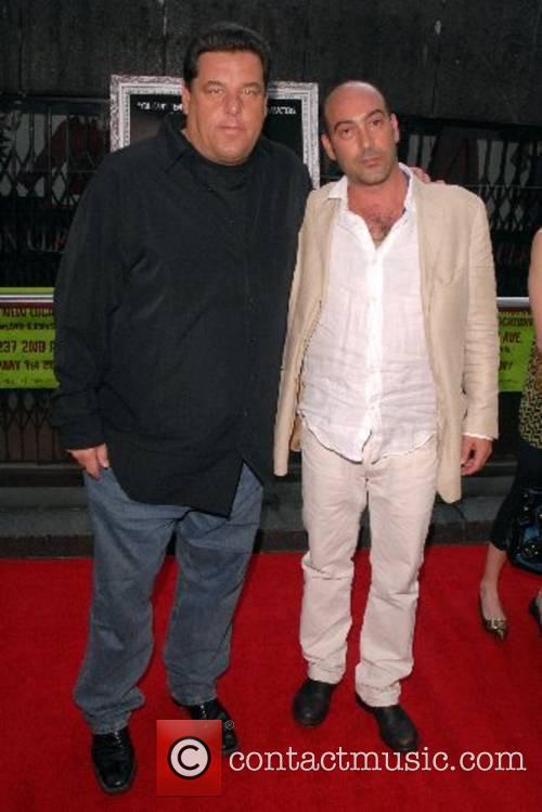 Steve Schrippa, John Ventimiglia New York Premiere of...