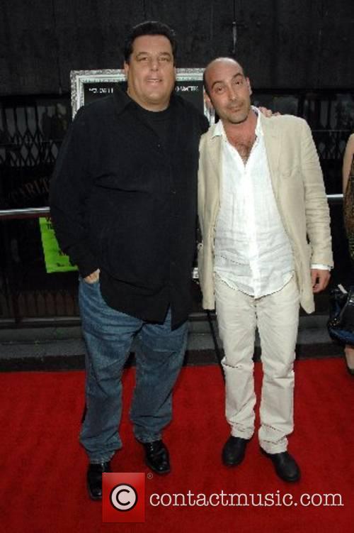 Steve Schirripa and John Ventimiglia New York Premiere...