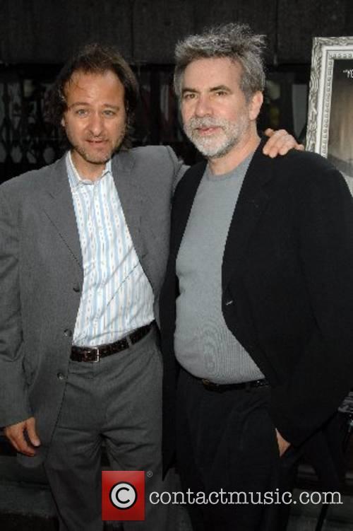 Fisher Stevens and Dan Klores  New York...