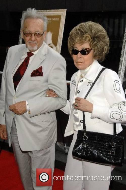 Burt Pugach with wife Linda Pugach  New...