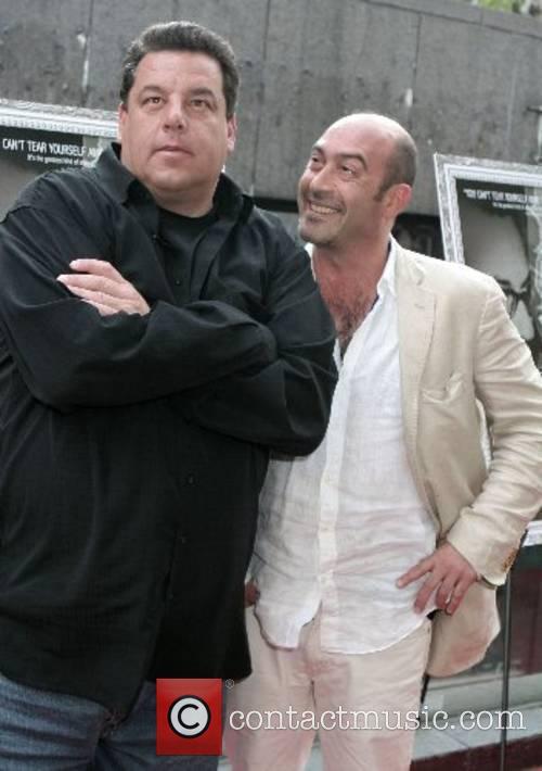 Steve Schrippa and John Ventimiglia New York Premiere...