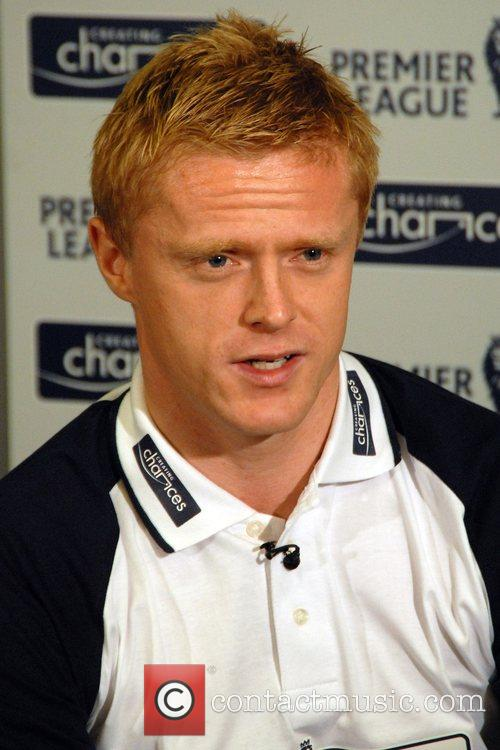 Damien Duff Creating Chances - launchNovotel. Players from...