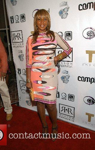 Mary J. Blige Interscope Geffen A&M Records Presents...