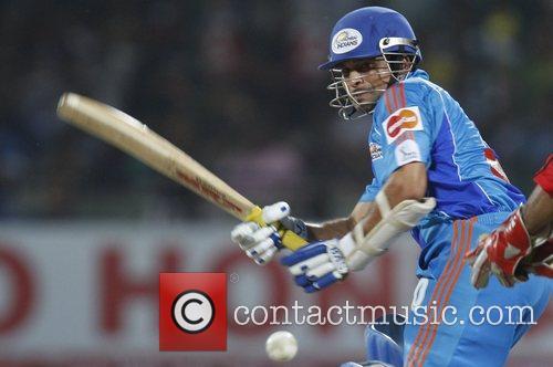 Sachin Tendulkar IPL T-20 match Delhi Daredevils vs...