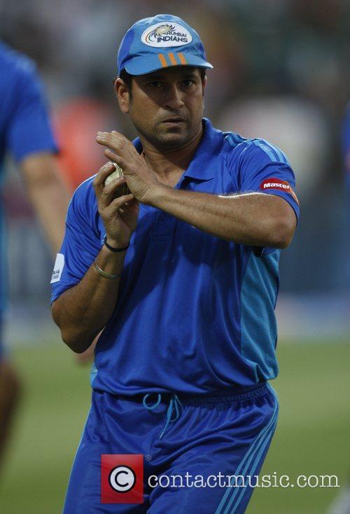 Sachin Tendulkar captain of Mumbai Indians  IPL...