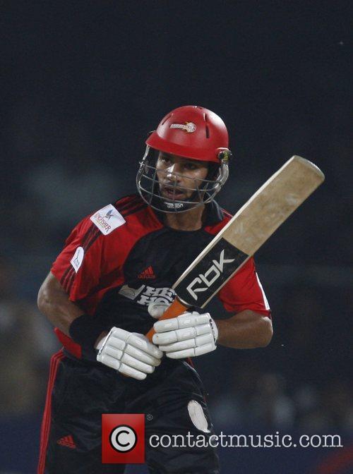 Shikhar Dhawan  IPL T-20 match Delhi Daredevils...