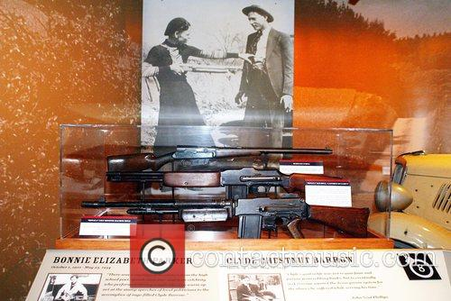Bonnie and Cylde Crime Fighter John Walsh's Museum...