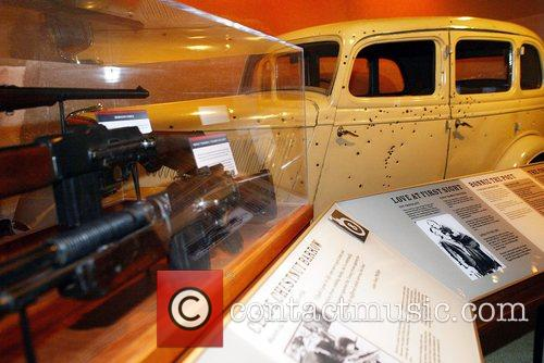 Bonnie and Clyde Crime Fighter John Walsh's Museum...