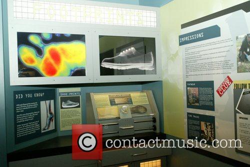 Footprints Crime Fighter John Walsh's Museum of Crime...