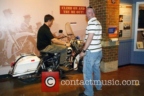 Police Motorcycle Crime Fighter John Walsh's Museum of...