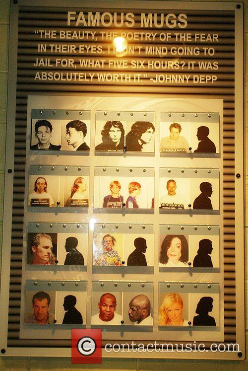 Police Mugshots Crime Fighter John Walsh's Museum of...