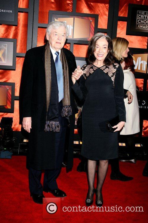 Hal Holbrook, Dixie Carter, Critics' Choice Awards