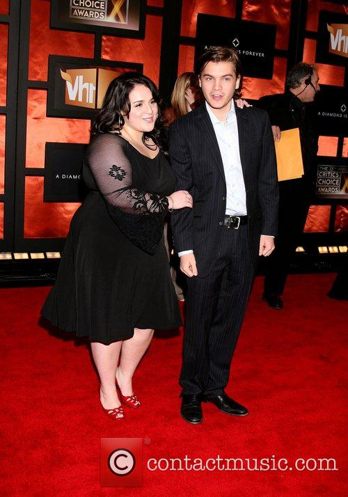 Nikki Blonsky and Emile Hirsch 5