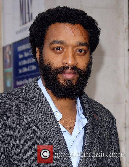 Chiwetel Ejiofor and Prince 2