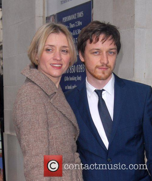 James Mcavoy and Prince 3
