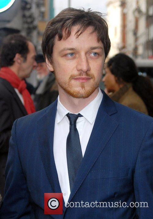 James Mcavoy and Prince 5