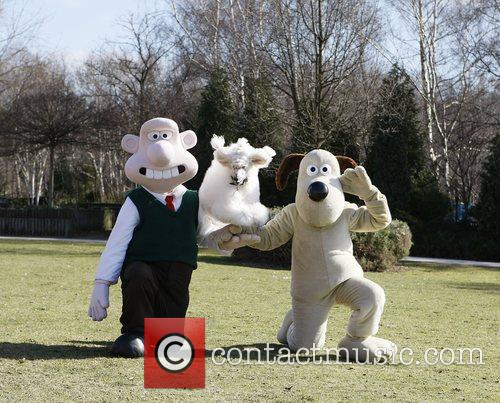Official Launch of Crufts 2008 featuring Wallace and...