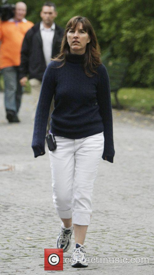 Tom Cruise's sister Cass accompanying Tom and family...