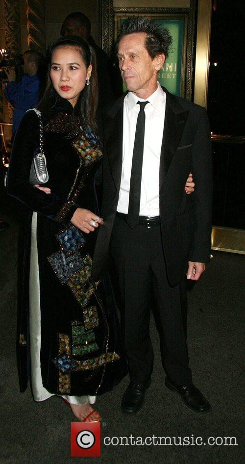 Brian Grazer and Guest attending the Tom Cruise...