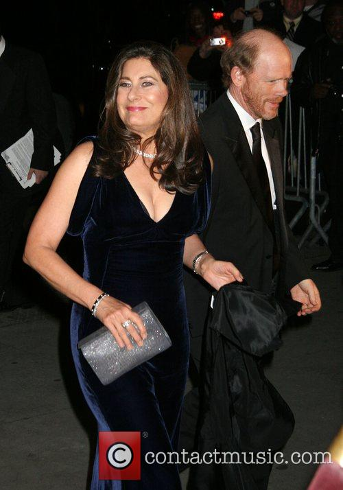 Paula Wagner and Ron Howard attending the Tom...