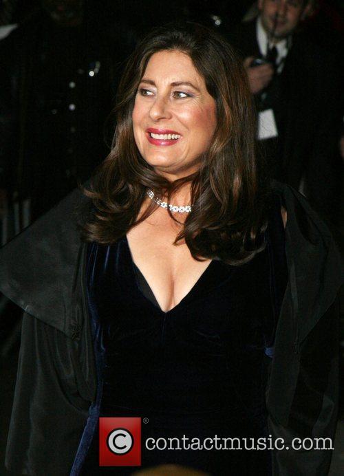 Paula Wagner attending the Tom Cruise black-tie salute...