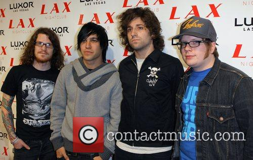Fall Out Boy Crush Management Decaydance Bash at...