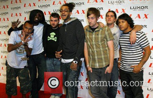 Gym Class Heroes Crush Management Decaydance Bash at...
