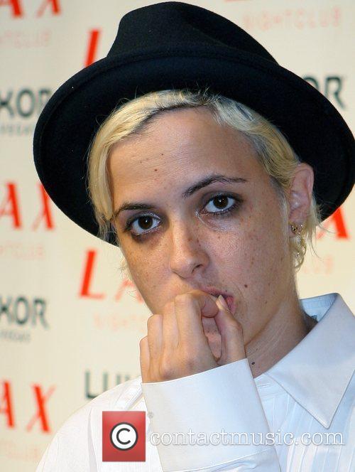 Samantha Ronson Crush Management Decaydance Bash at LAX...