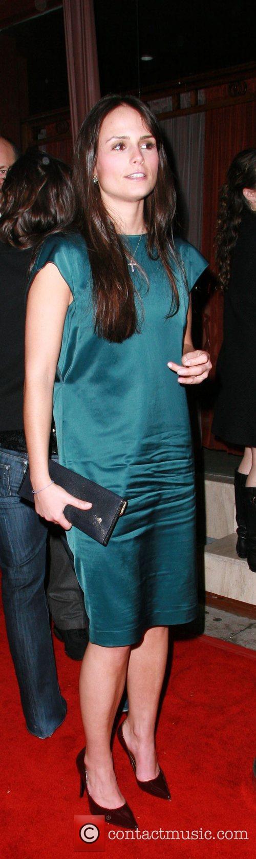 Jordana Brewster at Crustacean Restaurant in Beverly Hills
