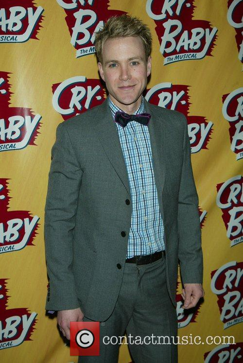 Christopher J. Hanke Opening Night of the Broadway...