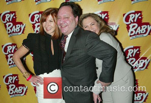 Nicole Miller, Jimmy Nederlander Jr. and Kathleen Turner...