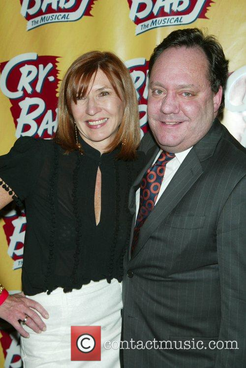 Nicole Miller and Jimmy Nederlander Jr. Opening Night...