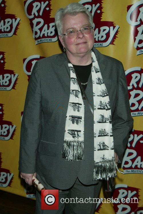 Paula Vogel Opening Night of the Broadway musical...