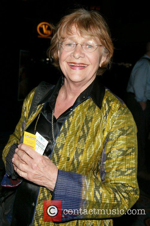 Estelle Parsons Opening Night of the Broadway musical...