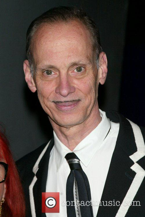 John Waters Opening Night of the Broadway musical...